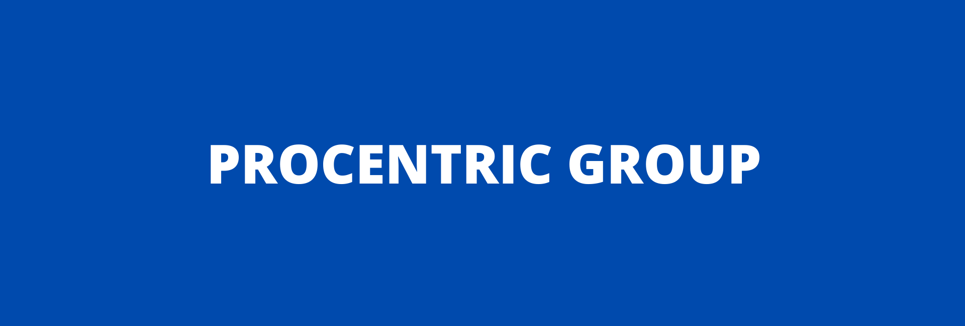 Procentric Group